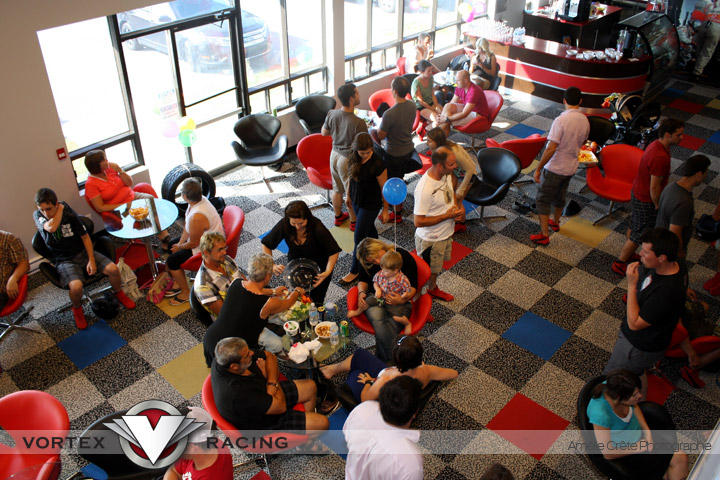Vortex Racing - Private Parties