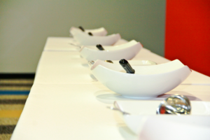 Vortex Racing - Buffet Table