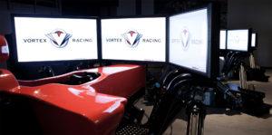 Vortex Racing - Racing Simulation Entertainment